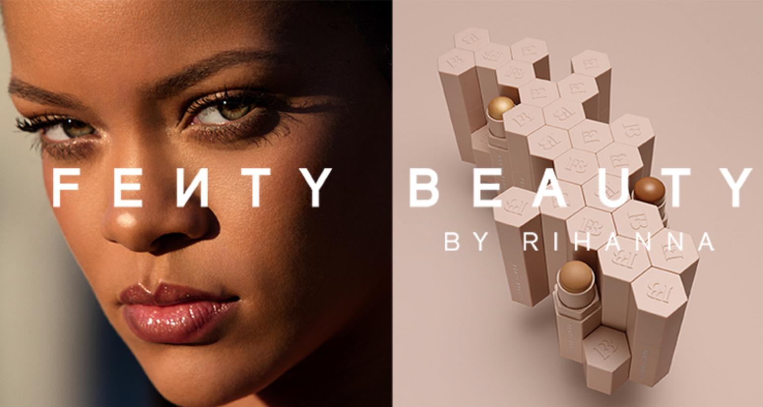 Productos de maquillaje, Fenty Beauty de Rihanna