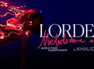 Lorde Melodrama World Tour