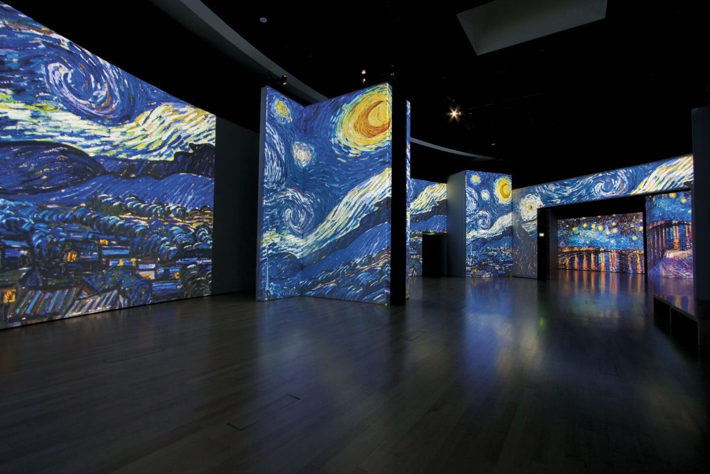 Van Gogh Alive Sevilla